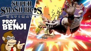 Super Smash Bros. Ultimate (ft. Benji) - On apprend à jouer King K. Rool (et c'est fort)