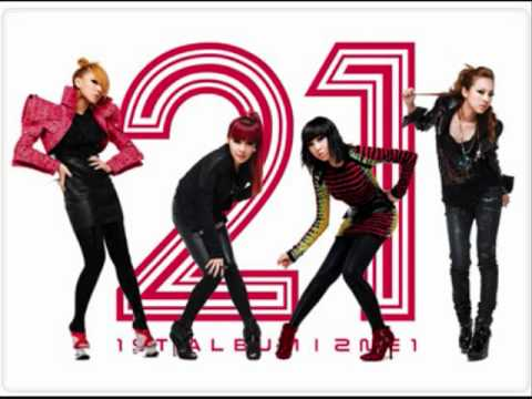 MP3DL 2NE1  Cant Nobody  English Ver