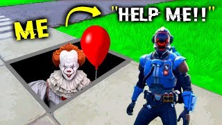 i-pretended-to-be-pennywise-in-fortnite-it-clown