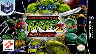 Longplay of Teenage Mutant Ninja Turtles 2: Battle Nexus