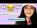 Reacting To The Funniest Sibling Texts!
