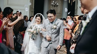 Ken & Grat Wedding - Ceremony & Resepsi