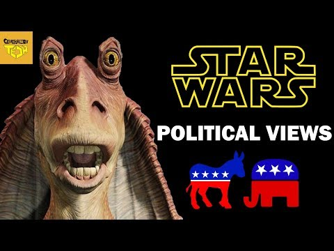 Political Views of Star Wars Characters | Prequel Trilogy