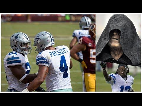 The Zeke Elliott Conspiracy Theory... Cowboys Strike Again!!!