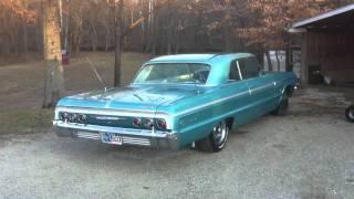 1964 Impala SS 4speed 327 250hp