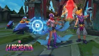 A jugar | Tráiler de los aspectos de recreativa - League of Legends