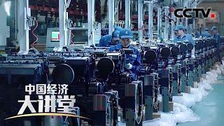 《中国经济大讲堂》奋斗在科技前沿(上) 20200322 | CCTV财经