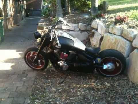 M109 Motorcycle For Sale