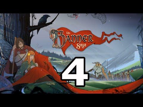 The Banner Saga Walkthrough Part 4 - No Commentary Playthrough (PC) |