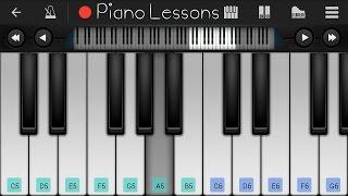 Download Hindi Video Songs - Tajdar-e-Haram (Atif Aslam) | Easy Mobile Piano Tutorial On Android/iOS Perfect Piano + Midi file