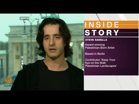 Steve Sabella Inside Story with Martine Dennis on Al Jazeera English.