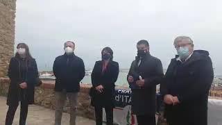 Fratelli d'Italia riparte da Termoli: la conferenza stampa