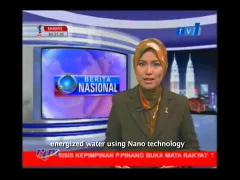 BIODISC QNET LIVE ON CHANEL TV1 MALAYSIA