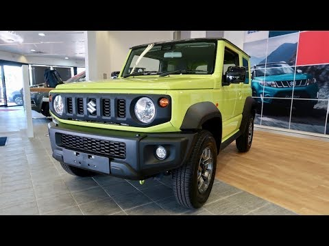 2019 Suzuki Jimny In-Depth Tour & Review - A 4x4 for the Masses