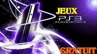 AVOIR TOUS LES JEUX GRATUITS SUR LA PS3 !!