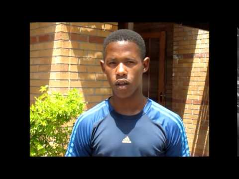 Adidas Shoes Handover to Western Cape Sports School, Bursary Boys