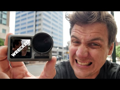 Stop WRECKING Your Osmo Action Footage