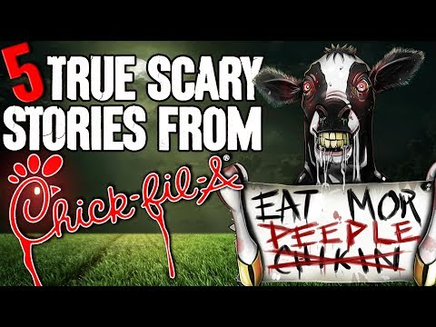 5 CREEPIEST Chick-Fil-A Stories!