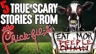 5 CREEPIEST Chick-Fil-A Stories! - Darkness Prevails