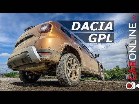 TODOS com GPL? | Apresentação DACIA Portugal