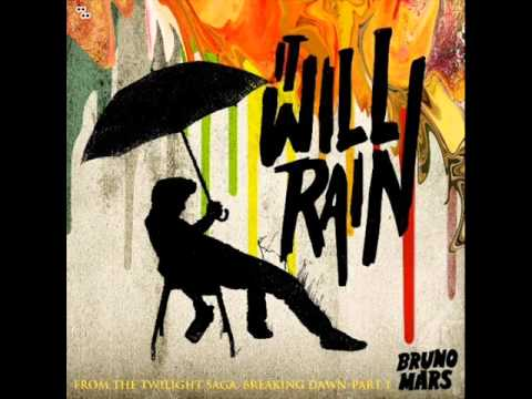 Bruno Mars - It Will Rain (DJ Reidiculous Remix)
