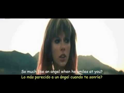 Taylor Swift - I Knew You Were Trouble (Lyrics & Sub Español) Official Video