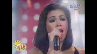 Watch Regine Velasquez Manhid video