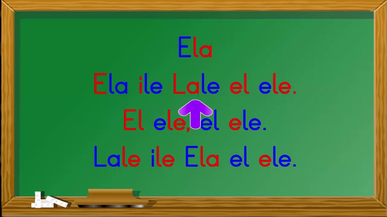 Zeynep okumayı öğreniyor. Ela Lale el ele. - YouTube