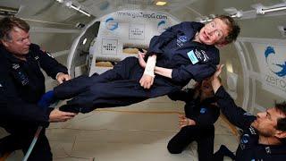 En images : Stephen Hawking, brève histoire d'un génie