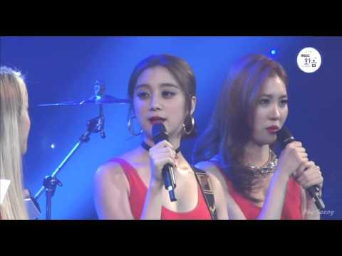 [Full] 150825 Wonder Girls 원더걸스 Live at Radio Concert (HD)