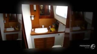Catamaran oceanic mark ii sailing boat, catamaran year - 1988