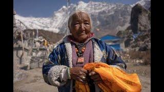 Buddhist Prayers - Langtang Valley Nepal