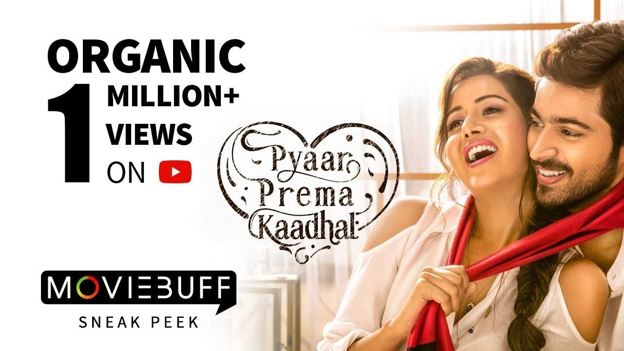 Pyaar Prema Kaadhal - Moviebuff Sneak Peek | Harish Kalyan, Raiza Wilson |  Elan