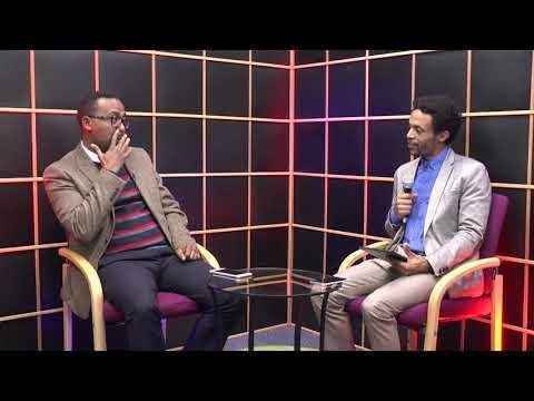 4:12 Amanuel Fisseha with Zelalem Abebe, Regional Secretary IFES-EPSA