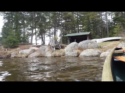 Fishing Quintessential Adirondack Brook Trout Ponds: A Baker's Dozen (It's Not What You Think)
