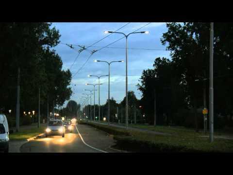 Arnhem gaat grootschalig over op LED-verlichting - YouTube