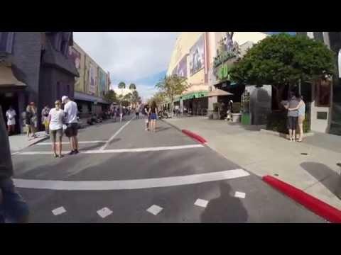 Universal Studios Florida Walking Tour (Nov 2014)