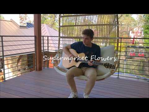 Supermarket Flowers - Ed Sheeran (Rivers McMillen Cover)