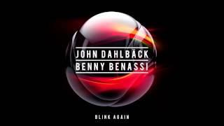 John Dahlback & Benny Benassi - Blink Again (Cover Art)