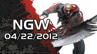 Ninja Gaming Weekly - Prototype 2 Bloodforge Risen 2 Dark Waters 04/22/2012