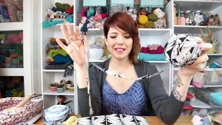 Ask Me Monday #122: How to Make Fabric Yarn with Vickie Howell