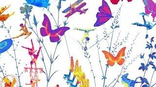 A Garden of Vibrant Dreams by Shanghai Tang Thumbnail