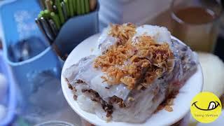 BÁNH CUỐN GIA TRUYỀN 10 NGÀN 1 SUẤT | Vietnam streetfood | TastingVietNam