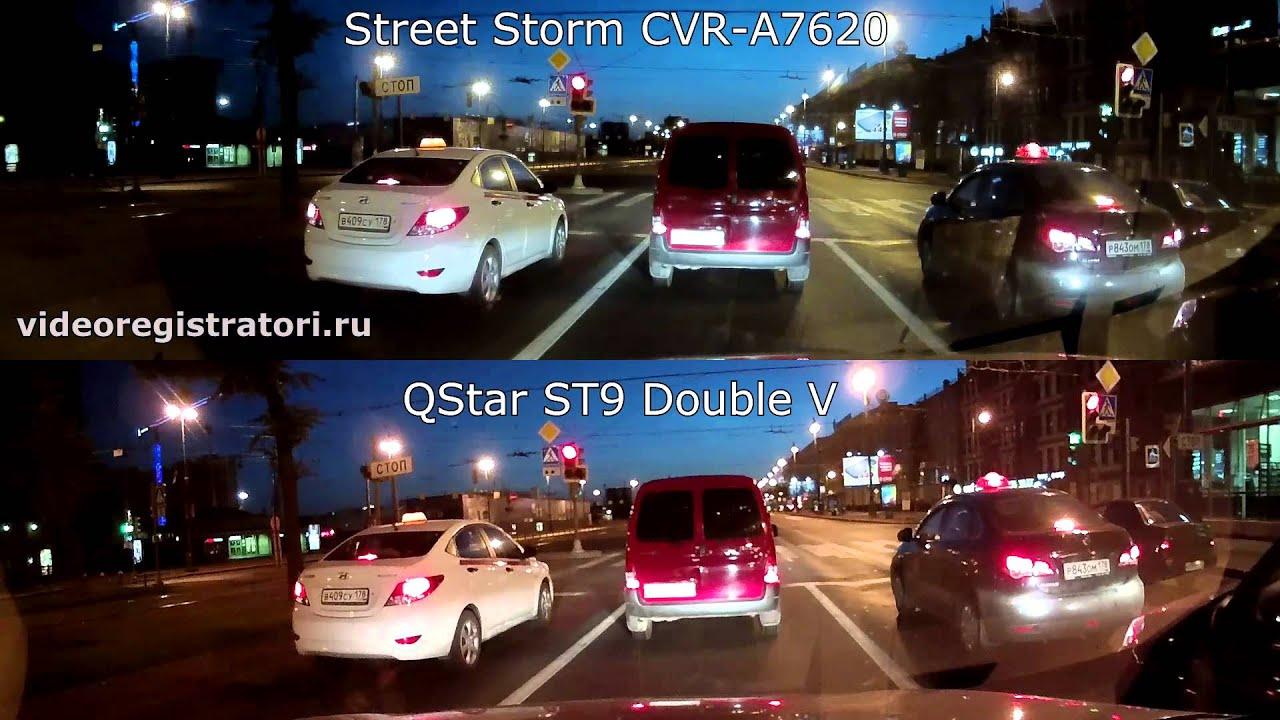 Обзор Видеорегистратора CVR N9510S G PRO от Street Storm отзывы от .