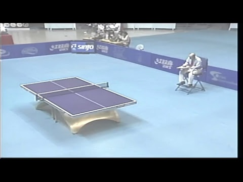 Caribbean Senior Table Tennis Championship Day 6 Final