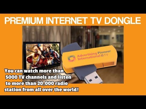 PREMIUM INTERNET TV DONGLE
