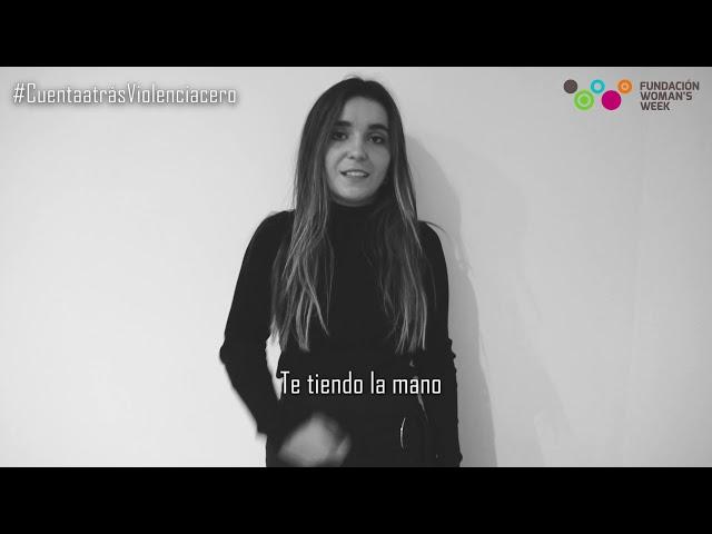 Cuenta Atrás, Violencia Cero   Inés Arroyo,  Founder & Creative Director de Laagam