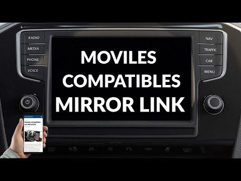 Móviles Compatibles con MirrorLink