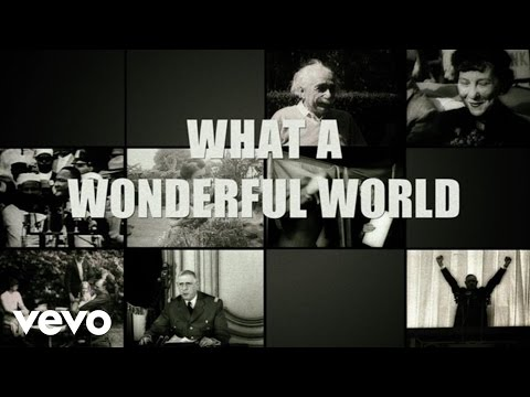 Sam Cooke  What A Wonderful World  Lyric