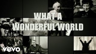 Sam Cooke - What A Wonderful World (Official Lyric Video) thumbnail